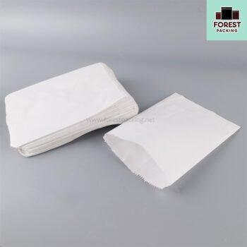 ซองไฮคลาส ถุงกระดาษ ถุงกระดาษคราฟท์ ถุงใส่ขนม ไม่ขยายข้าง ขนาด 5.5x8 นิ้ว